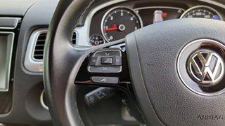 2017 Volkswagen Touareg 7P MY17 V6 TDI Tiptronic 4MOTION Canyon Grey 8 Speed Sports Automatic Wagon