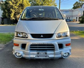 2003 Mitsubishi Delica PD6W Spacegear Silver Automatic Van Wagon