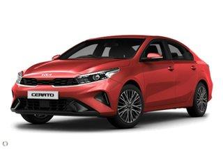 2021 Kia Cerato BD MY22 Sport+ Red 6 Speed Sports Automatic Sedan
