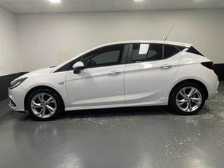 2017 Holden Astra BK MY17 RS White 6 Speed Sports Automatic Hatchback