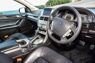 2013 Ford Falcon FG MkII G6E EcoBoost Grey 6 Speed Sports Automatic Sedan