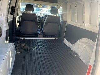 2010 Volkswagen Caddy 2KN MY11 TDI250 SWB DSG White 7 Speed Sports Automatic Dual Clutch Van