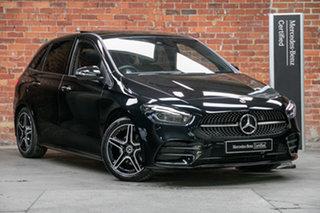 2020 Mercedes-Benz B-Class W247 800+050MY B180 DCT Cosmos Black 7 Speed Sports Automatic Dual Clutch.