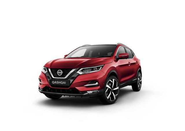 New Nissan Qashqai J11 Series 3 MY20 Ti X-tronic Moorooka, 2021 Nissan Qashqai J11 Series 3 MY20 Ti X-tronic Magnetic Red 1 Speed Constant Variable Wagon