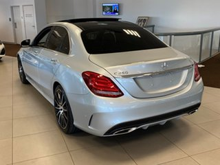 2014 Mercedes-Benz C250 205 Iridium Silver 7 Speed Automatic Sedan
