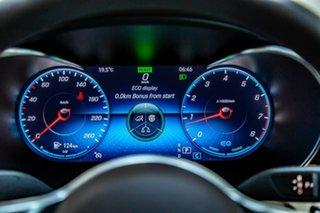 2019 Mercedes-Benz C-Class W205 809MY C200 9G-Tronic Silver 9 Speed Sports Automatic Sedan