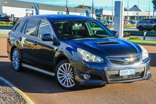 2012 Subaru Liberty B5 MY12 GT AWD Premium Grey 5 Speed Sports Automatic Wagon.