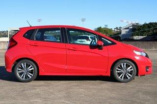 2014 Honda Jazz GF MY15 VTi-S Red 1 Speed Constant Variable Hatchback