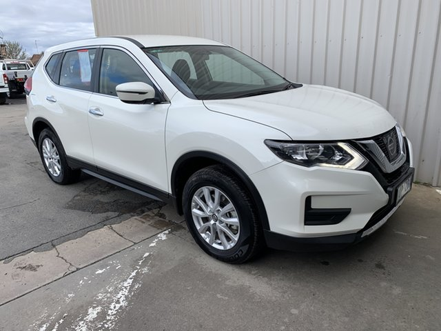 Used Nissan X-Trail T32 Series II TS X-tronic 4WD Horsham, 2019 Nissan X-Trail T32 Series II TS X-tronic 4WD 7 Speed Constant Variable Wagon