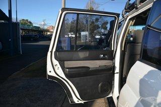 2008 Nissan Patrol GU VI ST (4x4) White 5 Speed Manual Wagon