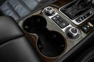 2015 Volkswagen Touareg 7P MY15 V6 TDI Tiptronic 4MOTION Blue 8 Speed Sports Automatic Wagon