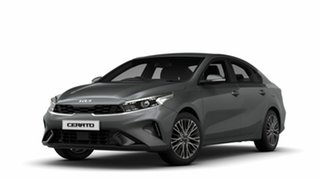 2021 Kia Cerato BD MY22 Sport+ Platinum Graphite 6 Speed Sports Automatic Sedan