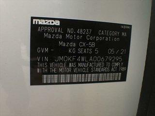 2021 Mazda CX-5 KF4WLA GT SKYACTIV-Drive i-ACTIV AWD SP Snowflake White Pearl 6 Speed
