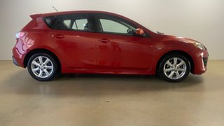 2009 Mazda 3 BL Maxx Sport Red 5 Speed Automatic Hatchback.