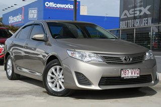 2015 Toyota Camry ASV50R Altise Champagne Silver 6 Speed Sports Automatic Sedan.