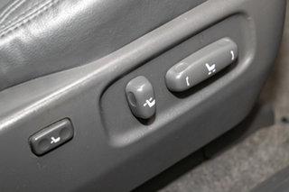 2005 Toyota Landcruiser Prado GRJ120R Grande Black 5 Speed Automatic Wagon