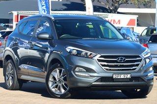 2017 Hyundai Tucson TL MY18 Active X (FWD) Grey 6 Speed Automatic Wagon.