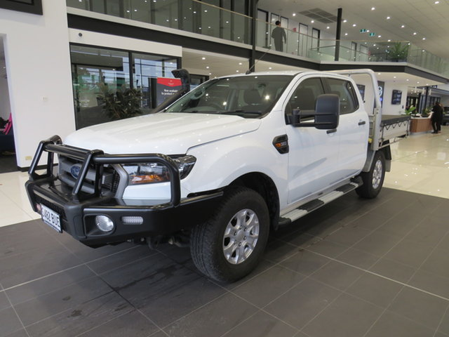 Used Ford Ranger PX MkII XLS Double Cab Edwardstown, Ford Ranger XLS Double Cab Utility