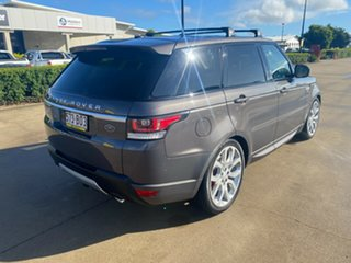2016 Land Rover Range Rover Sport L494 16MY HSE Grey/051216 8 Speed Sports Automatic Wagon