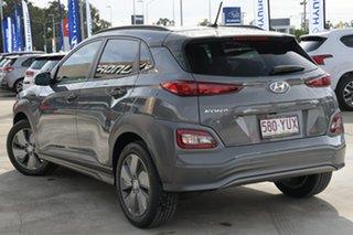 2019 Hyundai Kona OS.3 MY19 electric Launch Edition Grey 1 Speed Reduction Gear Wagon.