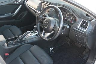2013 Mazda 6 GJ1031 Sport SKYACTIV-Drive White Pearl 6 Speed Sports Automatic Sedan