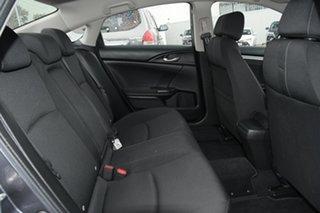 2017 Honda Civic 10th Gen MY16 VTi-S Grey 1 Speed Constant Variable Sedan