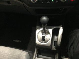 2010 Honda Civic 8th Gen MY10 VTi Alabaster Silver 5 Speed Automatic Sedan