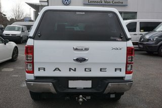 2017 Ford Ranger PX MkII XLT Double Cab 6 Speed Sports Automatic Utility