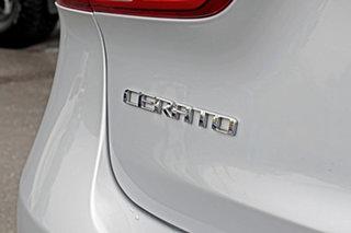 2018 Kia Cerato YD MY18 S Silky Silver 6 Speed Sports Automatic Hatchback
