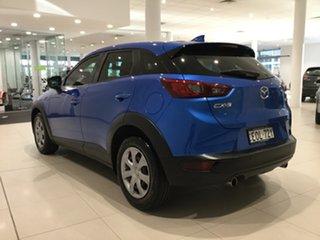 2015 Mazda CX-3 DK2W7A Neo SKYACTIV-Drive Dynamic Blue 6 Speed Sports Automatic Wagon