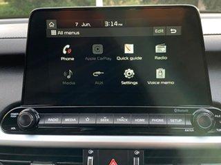 2020 Kia Cerato BD S Blue Sports Automatic Hatchback