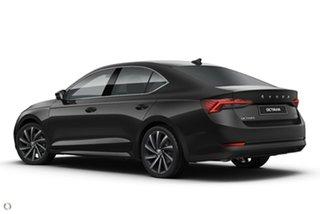 2021 Skoda Octavia NX MY21 110TSI Sedan Style Black 8 Speed Automatic Liftback