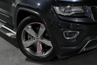 2014 Jeep Grand Cherokee WK MY2014 Overland Grey 8 Speed Sports Automatic Wagon.
