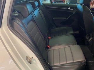 2015 Volkswagen Golf AU MY16 R Wolfsburg Edition Oryx White Pearl 6 Speed Direct Shift Wagon