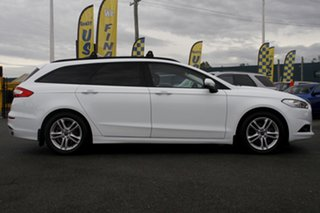 2016 Ford Mondeo MD Ambiente Frozen White 6 Speed Sports Automatic Dual Clutch Wagon