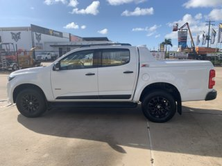 2016 Holden Colorado RG MY17 Z71 Pickup Crew Cab White/290816 6 Speed Sports Automatic Utility