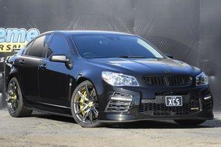 2016 Holden Special Vehicles GTS Gen-F2 MY16 Black 6 Speed Manual Sedan.