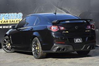 2016 Holden Special Vehicles GTS Gen-F2 MY16 Black 6 Speed Manual Sedan