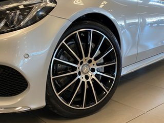 2014 Mercedes-Benz C250 205 Iridium Silver 7 Speed Automatic Sedan.