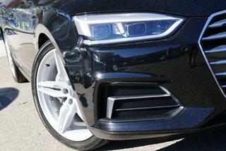 2017 Audi A5 F5 MY17 Sport Sportback S Tronic Quattro Black 7 Speed Sports Automatic Dual Clutch.
