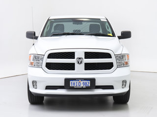 2020 Ram 1500 MY20 Express White 8 Speed Auto Dual Clutch Crew Cab Utility.