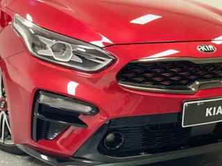 2019 Kia Cerato BD MY20 GT DCT Red 7 Speed Sports Automatic Dual Clutch Hatchback.