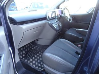 2003 Nissan Elgrand E51 Rider Silver 5 Speed Automatic Wagon
