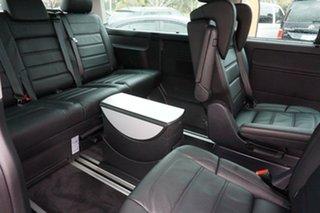 2019 Volkswagen Multivan T6 MY19 TDI450 LWB DSG Executive Black 7 Speed Sports Automatic Dual Clutch