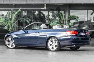 2008 BMW 3 Series E93 MY08 325i Steptronic Blue 6 Speed Sports Automatic Convertible