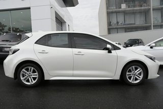 2020 Toyota Corolla Mzea12R Ascent Sport Crystal Pearl 10 Speed Constant Variable Hatchback