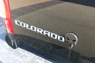 2017 Holden Colorado RG MY18 LTZ (4x4) Mineral Black 6 Speed Automatic Crew Cab Pickup