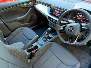 2020 Skoda Scala NW MY21 110TSI DSG Red 7 Speed Sports Automatic Dual Clutch Hatchback