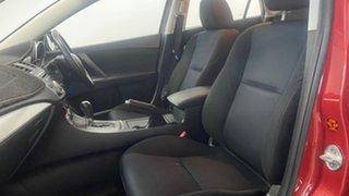 2009 Mazda 3 BL Maxx Sport Red 5 Speed Automatic Hatchback