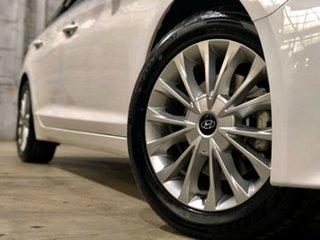 2015 Hyundai Sonata LF2 MY16 Active White 6 Speed Sports Automatic Sedan